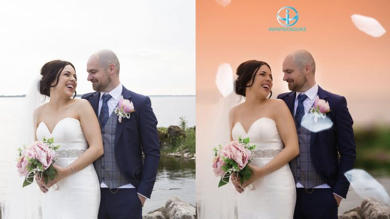Wedding Photo Editing