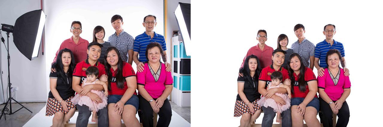 photo reshaping